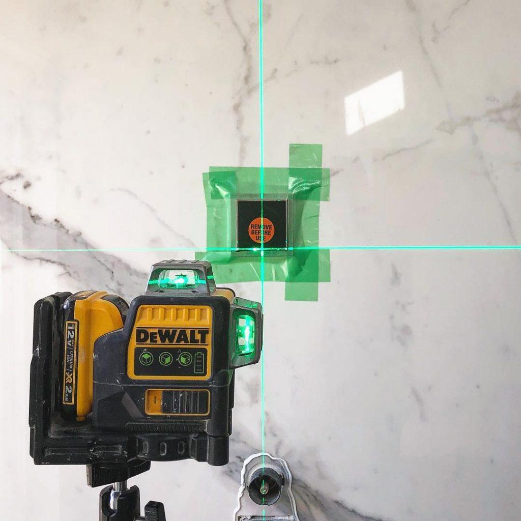 Gruenstrahl-Laser