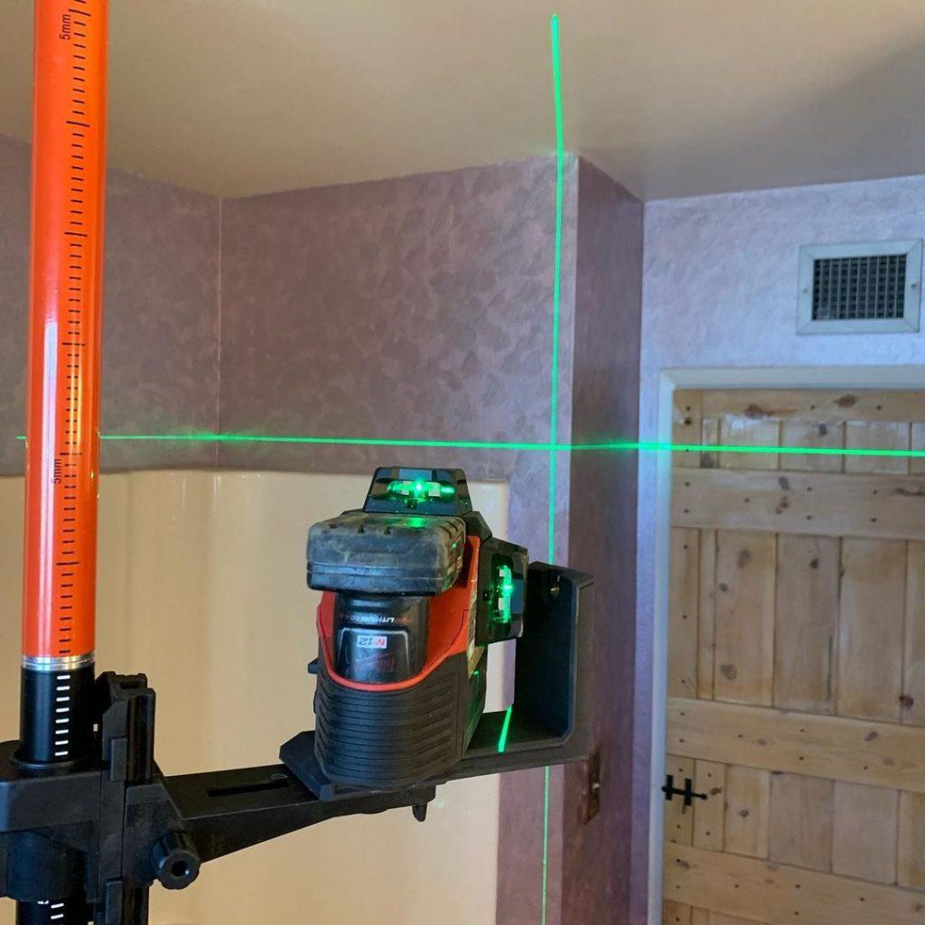 Laserniveau